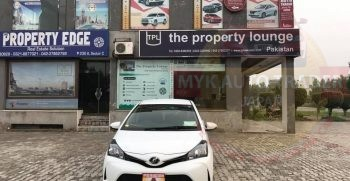 Toyota Vitz 2014 with New Shape by MYK Auto Traders – Gaining Hype in Pakistan