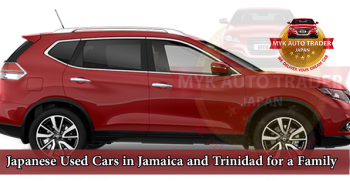 Best Available Japanese Used Cars in Jamaica and Trinidad for a Family
