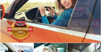 What should not be done by the women while driving Japanese Cars