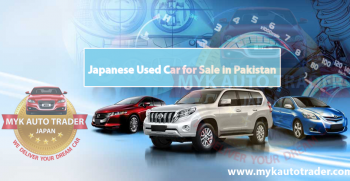 The Reasons why you should find a Japanese Used Car for Sale in Pakistan