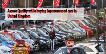 How to assure Quality while buying Japanese used cars in United Kingdom