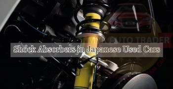 The Role Of Shock Absorbers In Japanese Used Cars