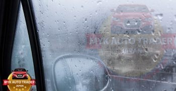 Condensation Inside A Japanese Car Is Dangerous! How To Avoid It