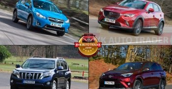 The Most Affordable Japanese Used SUVs In Kenya, Jamaica & Trinidad