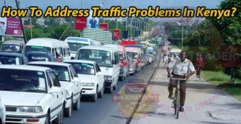 How To Address Traffic Problems In Kenya