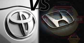 The Comparison Between Japanese Used Toyota And Honda Cars
