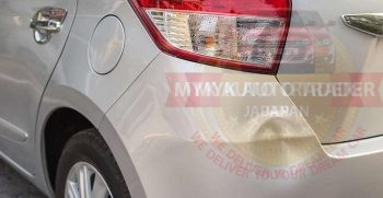 How-can-a-bicycle-damage-Corolla-bumper