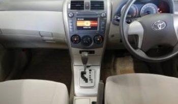 Toyota Corolla Axio ANT800004 full