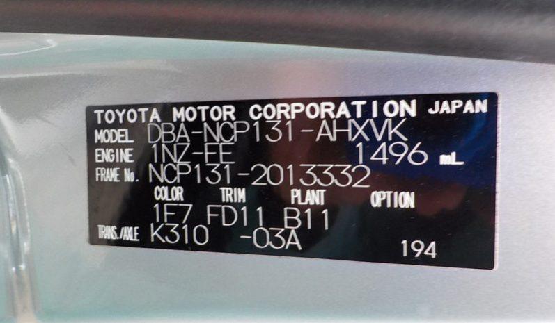 TOYOTA VITZ RS ANT800006 full
