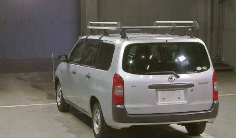 Toyota Probox Van ANT800009 full