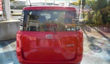 Toyota Sienta TAZ20015 full
