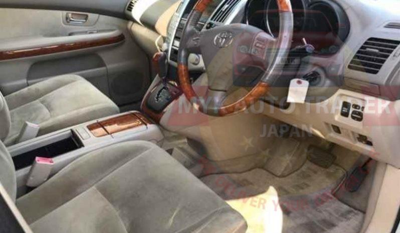 Toyota Harrier TAZ20023 full