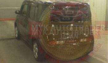 Nissan Cube KN10005 full
