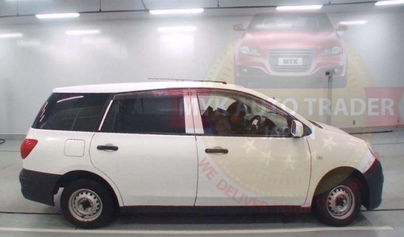 Nissan Ad van 2012 full