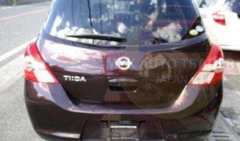 NISSAN TIIDA 2012 full