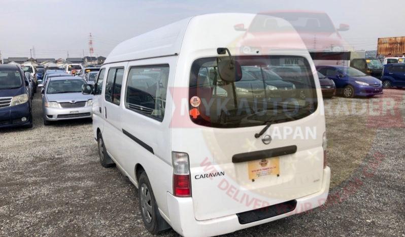Nissan Caravan wheel chair STV300002 full