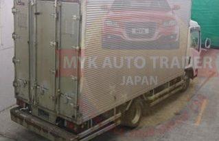 Isuzu Elf Van JM10067 full
