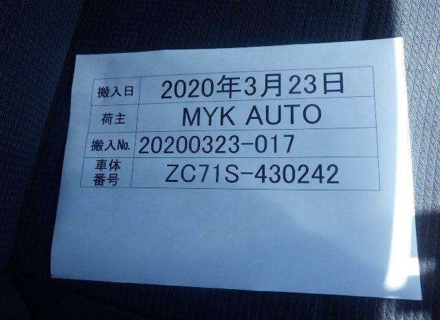 SUZUKI SWIFT 1.2XG STV300021 full