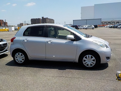 Toyota Vitz F Limited STV300030 full