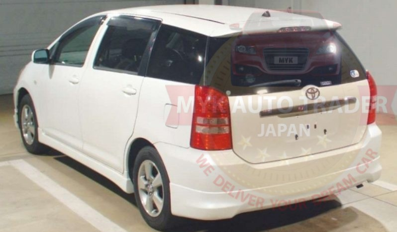 Toyota Wish TAZ20020 full