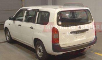 Toyota Probox Van TAZ20024 full