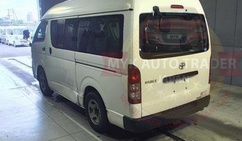 Toyota Hiace Van TKN10014 full