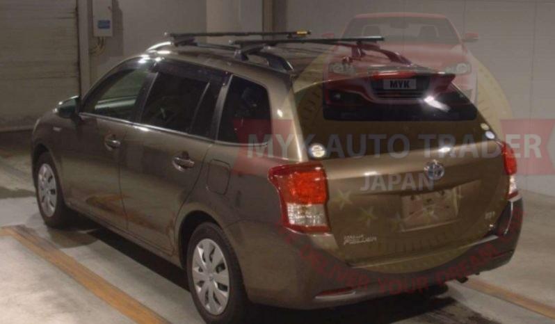 Toyota Corolla Fielder KN10020 full