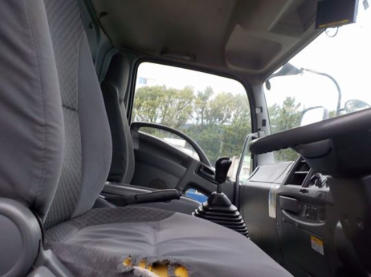 ISUZU FORWARD FREEZER CAR Y full