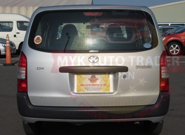 TOYOTA PROBOX VAN DX JM10024 full