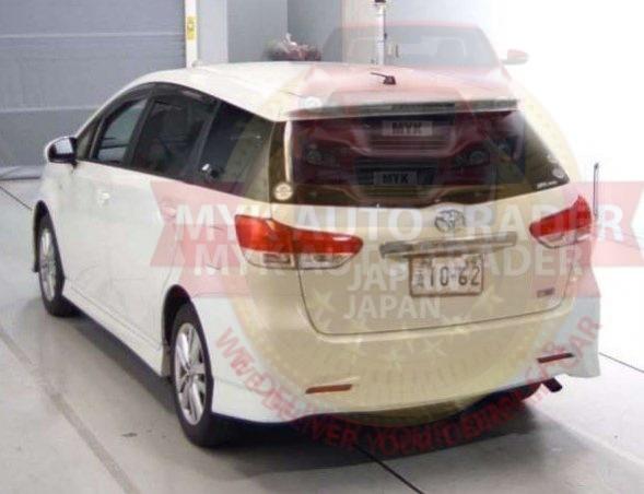 Toyota Wish TAN20003 full