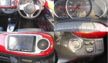 Toyota Vitz KN10010 full