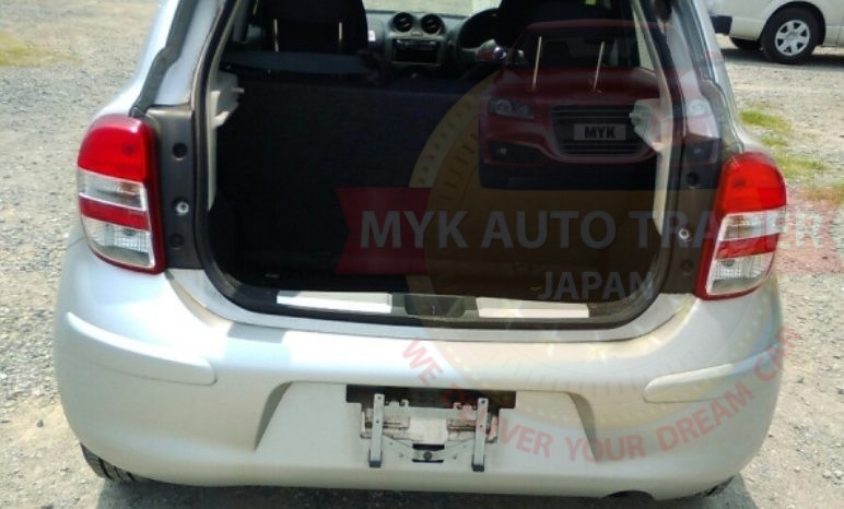 Nissan March KN10015 full