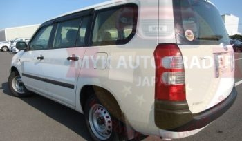 TOYOTA SUCCEED VAN UL JM10025 full