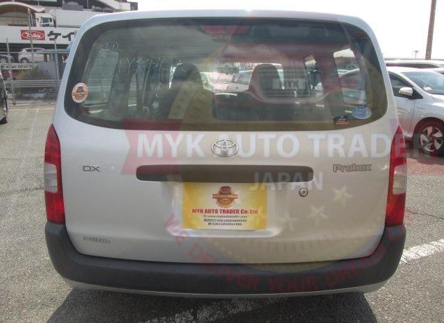 Toyota Probox JM10058 full