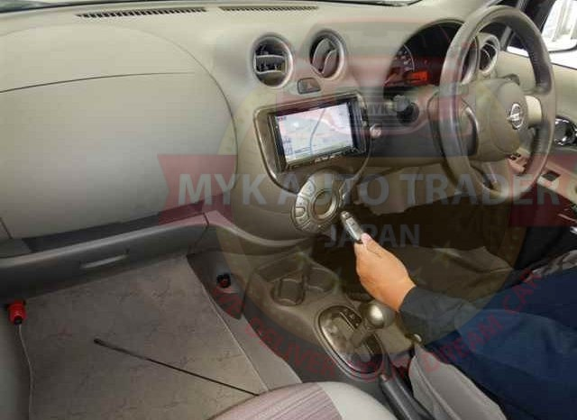 NISSAN MARCH KN10007 full