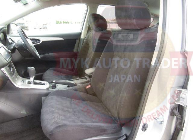 NISSAN SYLPHY X JM10031 full