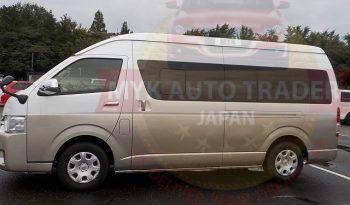 TOYOTA HIACE GRAND CABIN JM10075 full