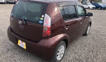 Toyota Passo Irodori GRND10013 full