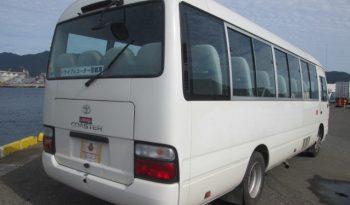 Toyota Coaster 29 Seater JM10109 full