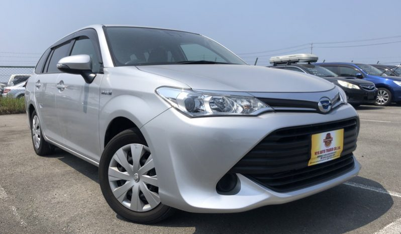 Toyota Corolla Fielder TRI200006 full