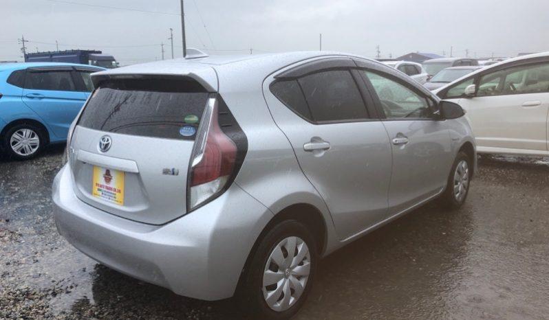 Toyota Aqua L TL10021 full
