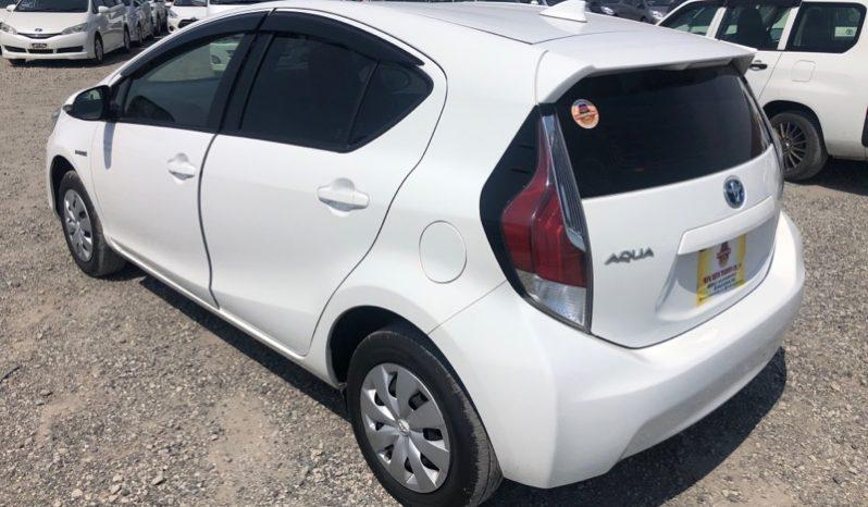 Toyota Aqua TL10054 full