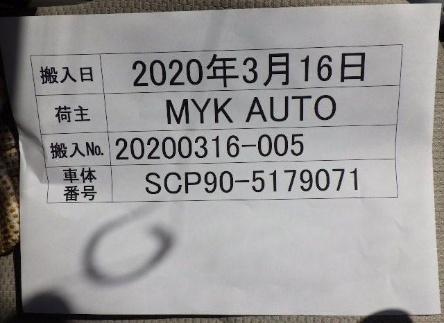 TOYOTA VITZ 1.3F LIMITED II 900005 full