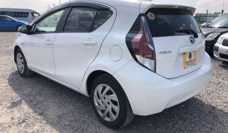 Toyota Aqua L TL10012 full