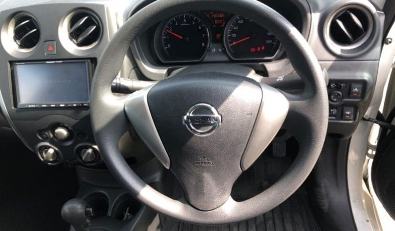 NISSAN NOTE X/V selection plus safety TL10008 full