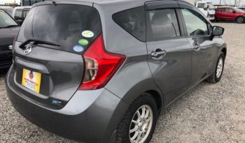 NISSAN NOTE X DIG-S/V SELECTION PLUS SAFETY TL10014 full
