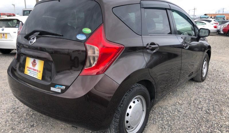 Nissan Note TL10015 full