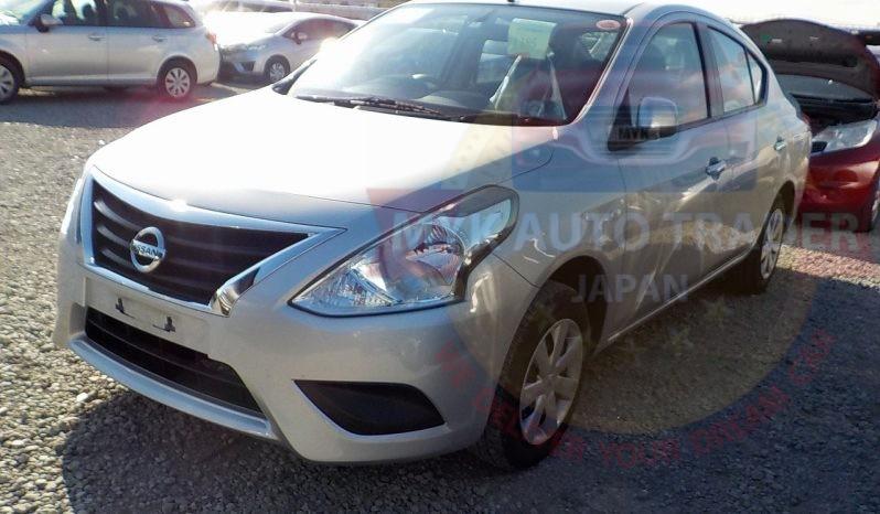 Nissan Latio X TR10012 full