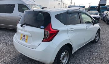 Nissan Note X Four/V Selection TL10029 full