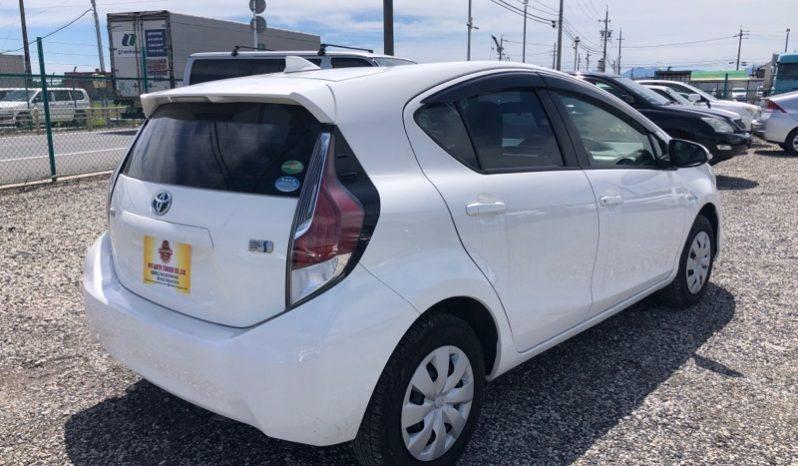 Toyota Aqua L TL10032 full